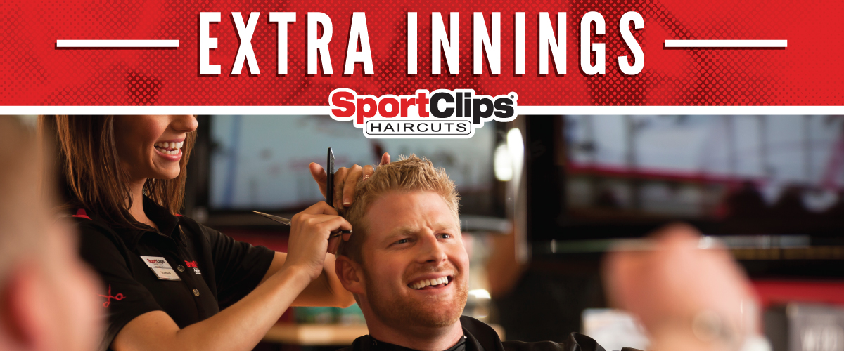 The Sport Clips Haircuts of Richmond - Shops at Kickback Jack's Extra Innings Offerings